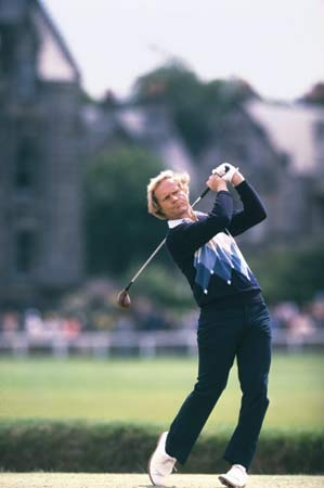 Jack Nicklaus aka The Golden Bear