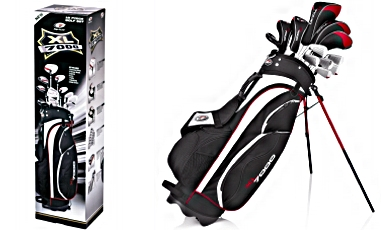 Top Flight Tour Golf Club Set