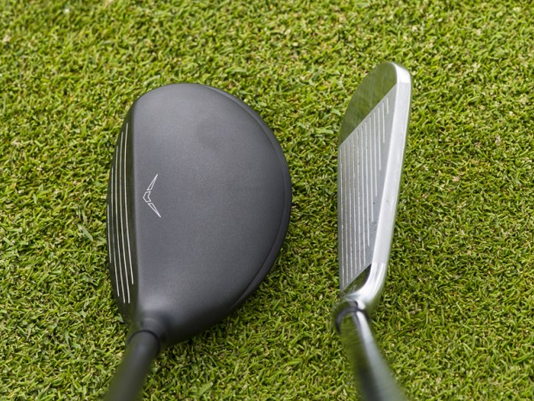 hybrid golf club distance