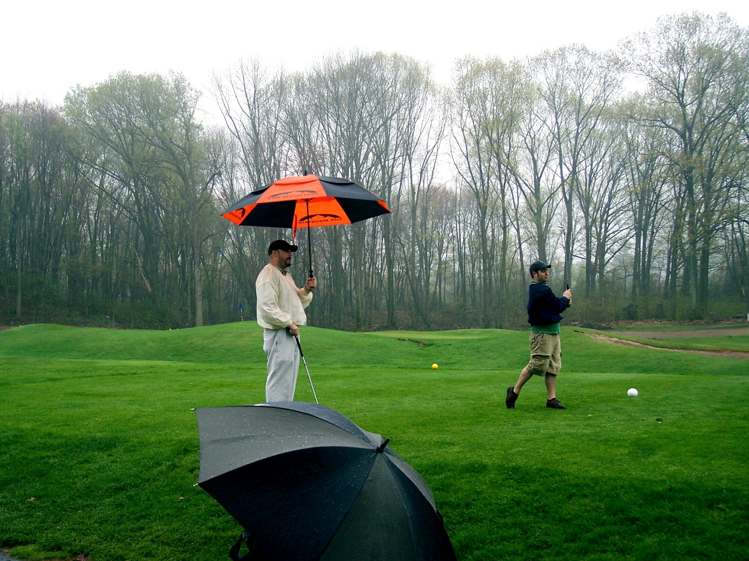 golf umbrella reviews