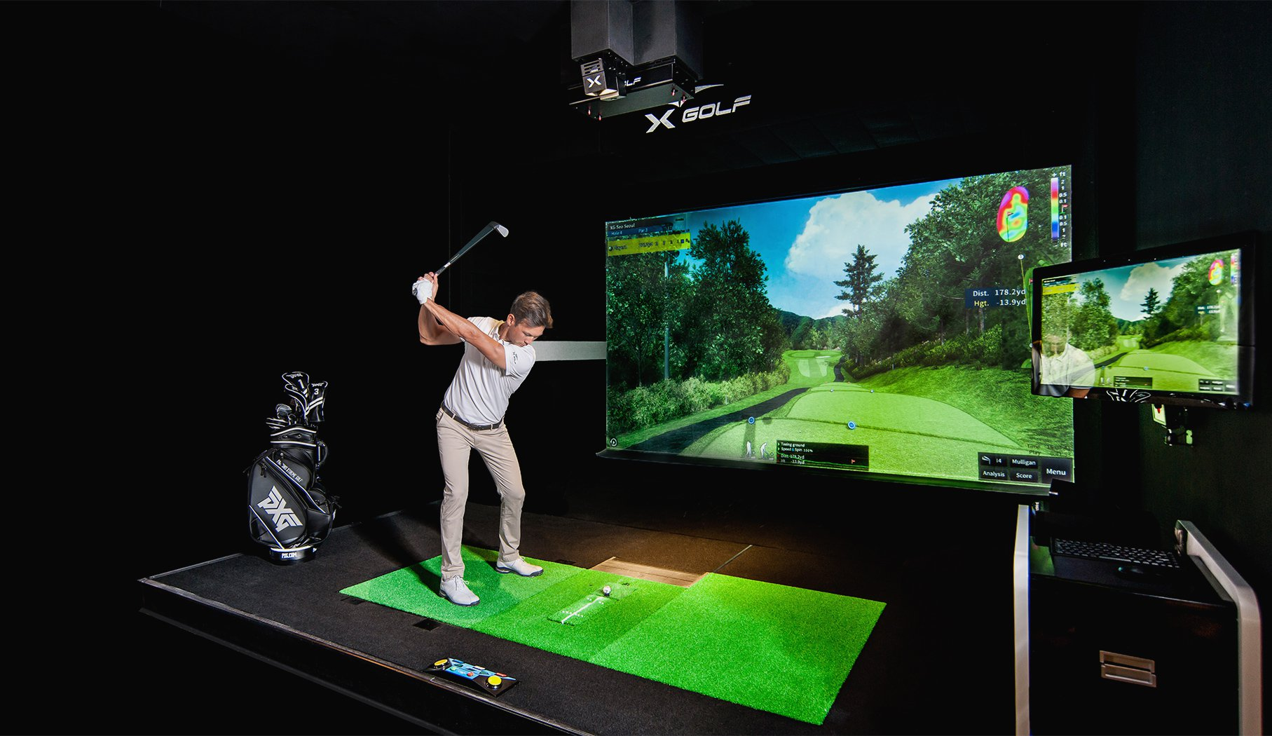 how accurate are golf simulators