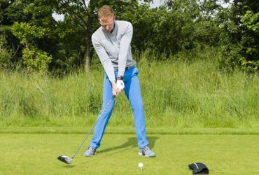 The Golf Swing Transition - A Golf Swing Transition Drill